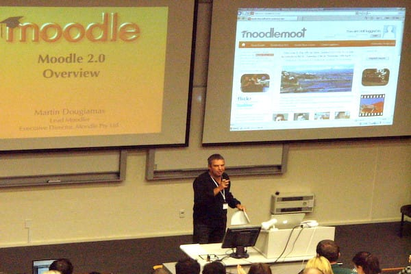 Moodle Moot conference