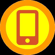 MoodleBites Mobile Moodle badge