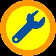 MoodleBites for Administrators badge